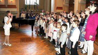 a048_ Леся Горова: «У моєї доні» – хор 1-х класів ЛДДШМ №10