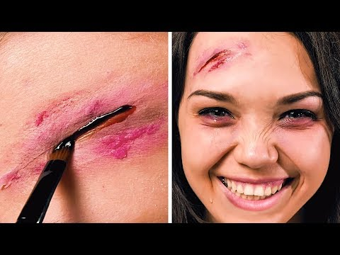 26 MOVIE MAKEUP FOR YOUR SFX LOOK