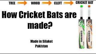 Cricket Bat Manufacturing in Sialkot | Corival Sports