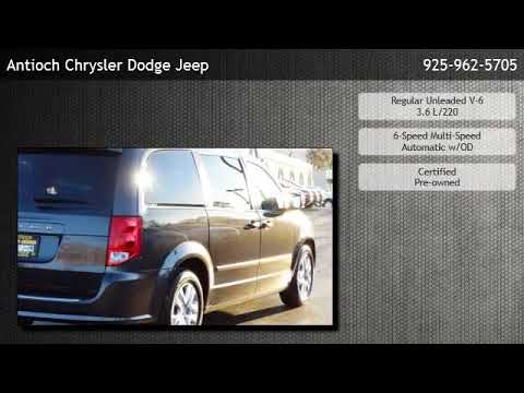 2015 Dodge Grand Caravan   Antioch. Antioch Chrysler Jeep Dodge