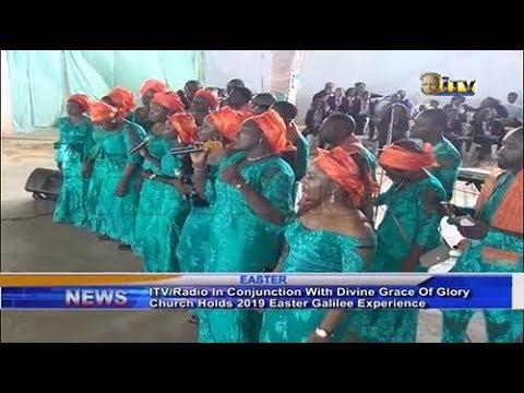 ITV/Radio Easter Galilee Experience holds in Benin