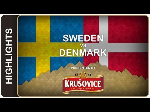 Tre Kronor rally for win - Sweden-Denmark HL - #IIHFWorlds 2016 - 동영상