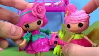 Лалалупси сериал СЕКРЕТ МЭРИ 2 серия мультик из игрушек Lalaloopsy Mini мультсериалы для девочек