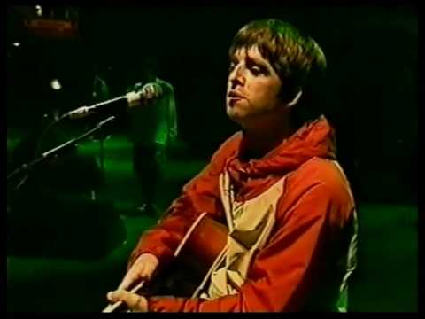 Oasis - Whatever Live - HD [High Quality]