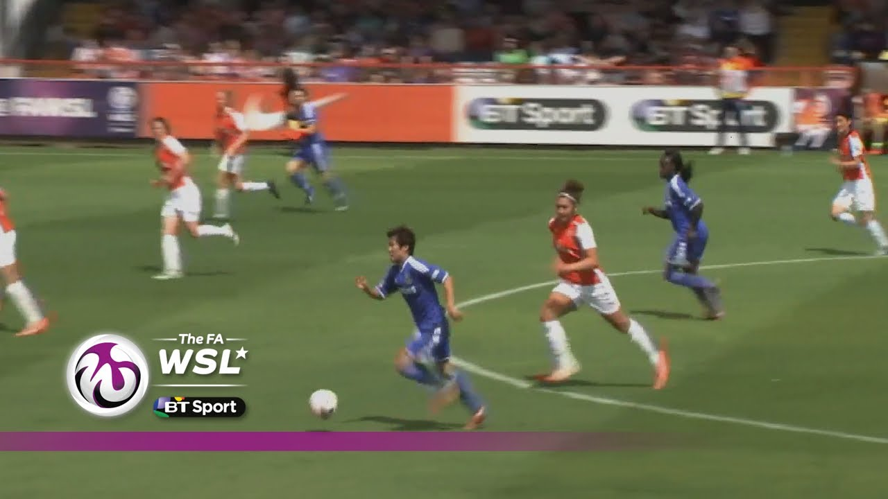 Arsenal v Chelsea 3-0 | Goals & Highlights - YouTube