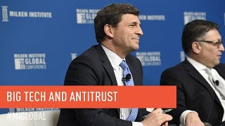 Big Tech and Antitrust: Rethinking Competition Policy for the Digital Era