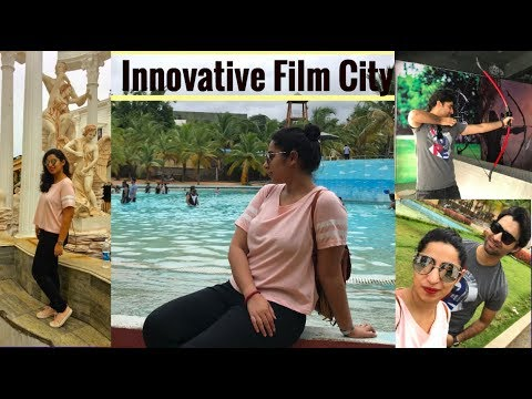 A day in Innovative Film City  | Bangalore | VLOG