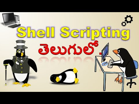 Shell Scripting for