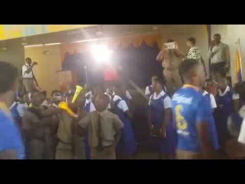 Clarendon college celebration