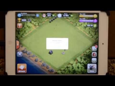 Clash Of Clans Hack (iOS)