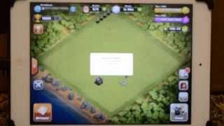 Clash Of Clans Hack (iOS)