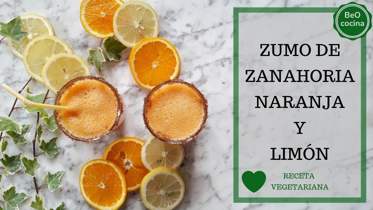 Jugo De Zanahoria Y Naranja : Jugo para subir las defensas y tener energía a la mañana.