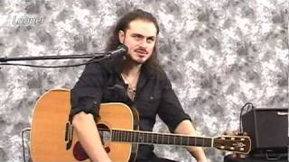 AC-33 Acoustic Chorus Guitar Amplifier featuring Alex Hutchings
