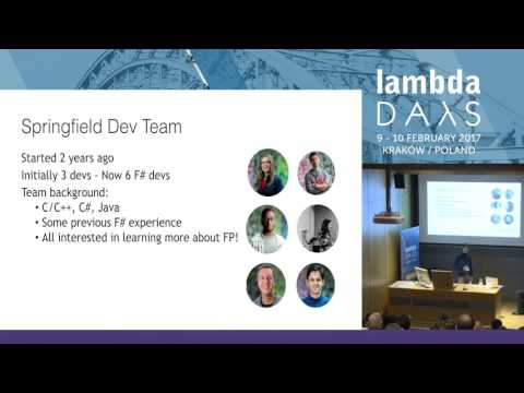 Building a security testing service with F# - William Blum (Lambda Days 2017)