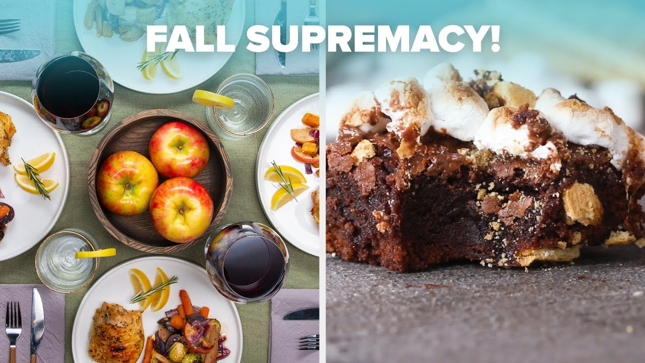 Download Recipes To Bring In Fall