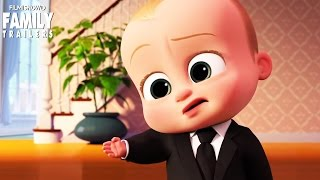 The Boss Baby Holds a 'Puppies Are Evil' Meeting