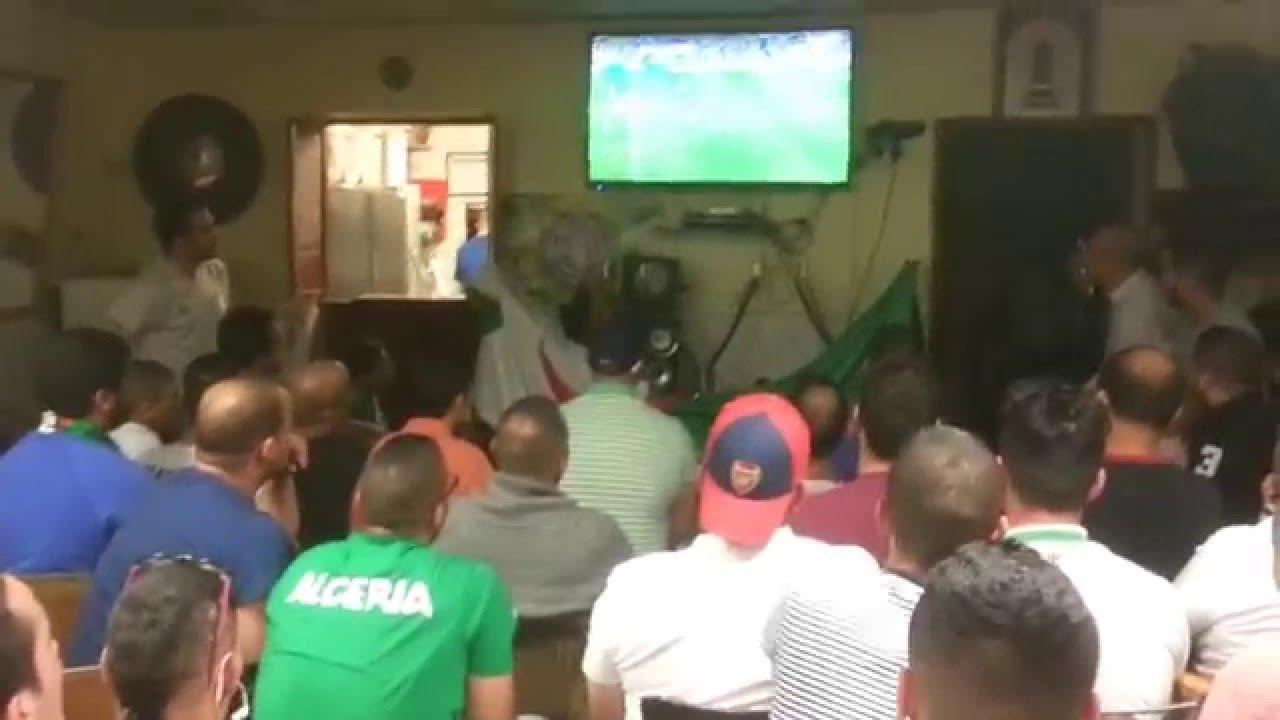 Algeria vs Russia 2014 Old kent Rd London 1-1