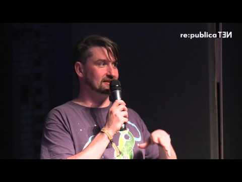re:publica 2016 – ♥ Sebastian Vollnhals, Julian Finn: Six degrees of Wikipedia ♥ on YouTube