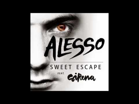 Alesso vs Calvin Harris feat. Rihanna - Sweet Escape vs This Is What You Came For