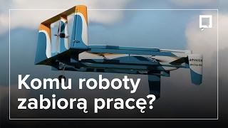 Komu roboty zabiorą pracę? TOP 5 zagrożonych zawodów