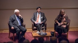 Merton Conversation: China and The West - Culture and Society