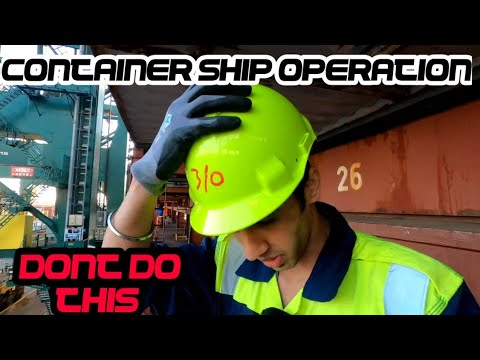 18000+ Container Cargo Ship Loaded In • 5 Minutes •