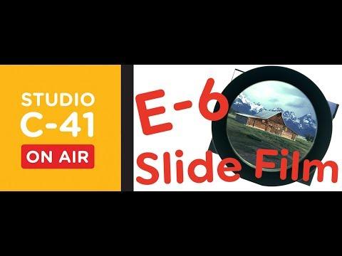 Episode 09 - Why Should you Shoot Slide Film?