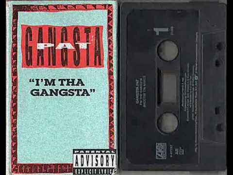 Gangsta Pat - I'm Tha Gangsta (1991) Memphis,TN