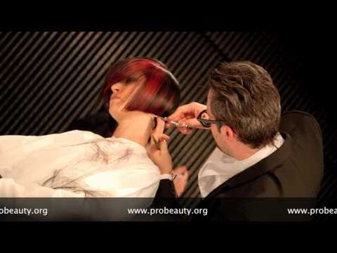SASSOON ( 2011 ISSE HAIRSHOW )