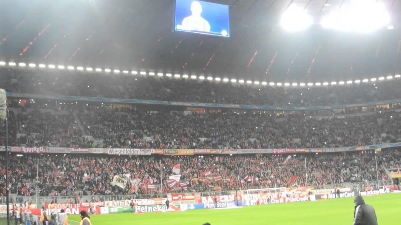 Bayern Gegen Zska Moskau