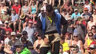 Urner Kantonales Schwingfest - Schlussgang