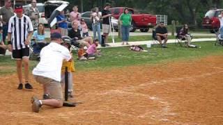 CJ's 1st T-ball Game April 2009 Thumbnail