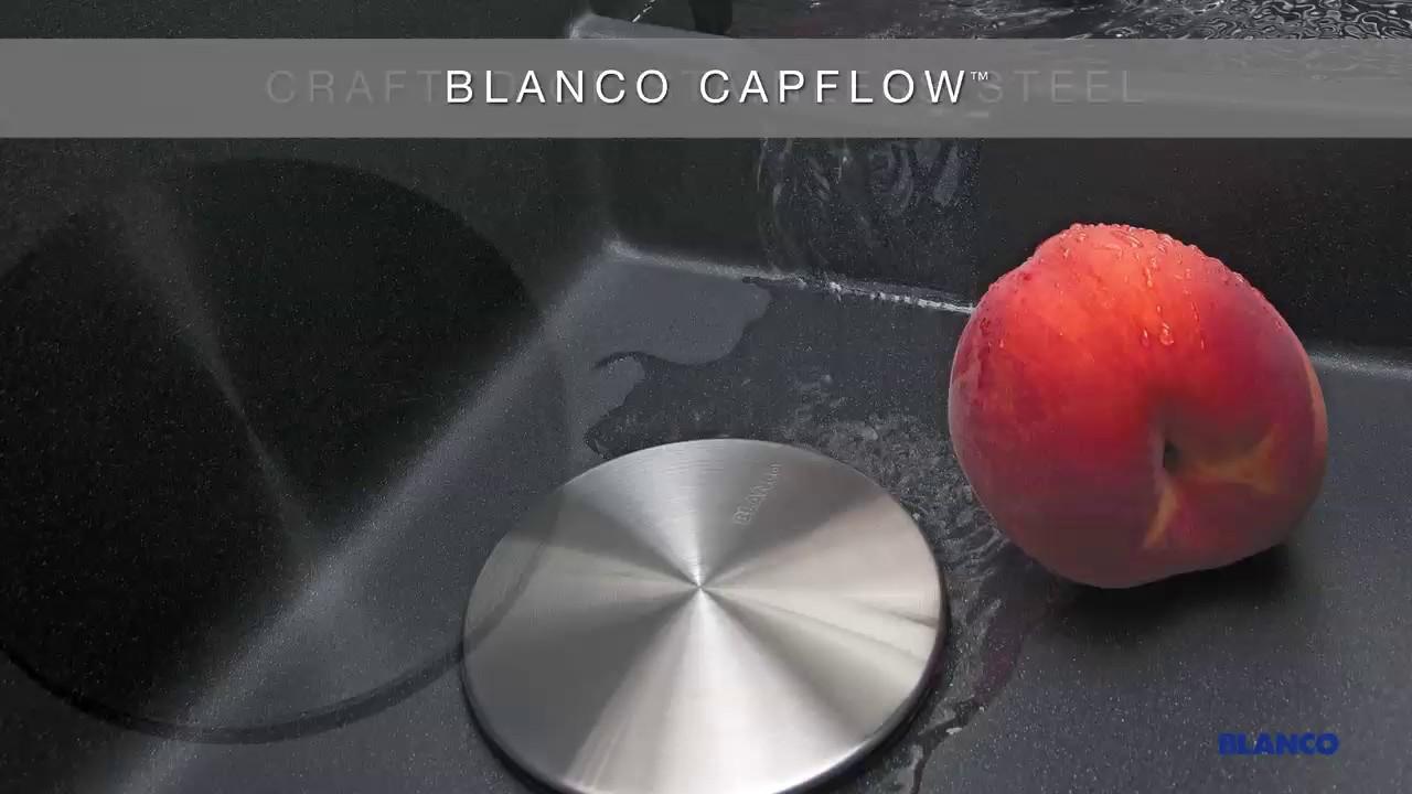 BLANCO Capflow Drain Cover