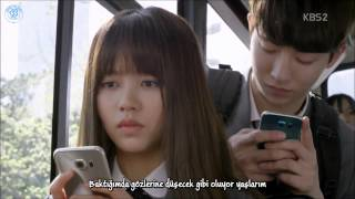 [SCHOOL 2015 OST]  Baechigi Feat. Punch -  Fly With The Wind  (Türkçe Altyazılı)