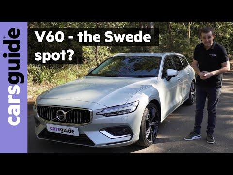 Volvo V60 2020 review