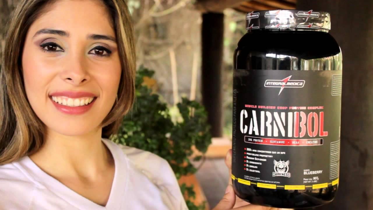 e64dfffa9 Carnibol - Proteína da Carne -Integralmédica - YouTube