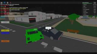 We play cute Lucuan in Grand Blox Auto in Roblox with Ghost_Duplicate
