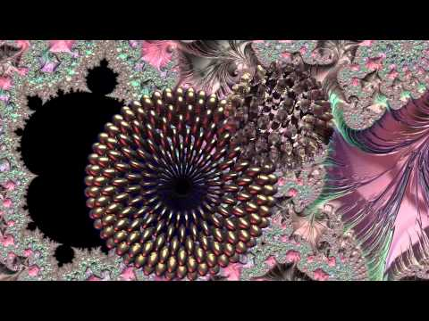 Fractal Geometry - Frax HD and Mandelbulb 3D Animation