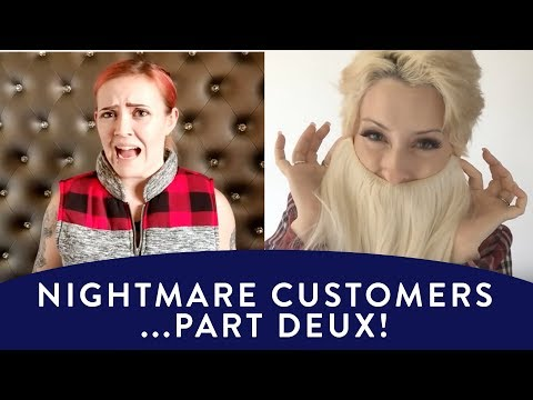 Bad Customers #2! Back with Starla Moore - How to Start a Craft Business From Home