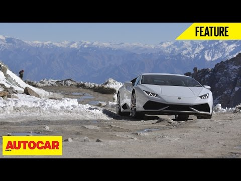 Lamborghini Huracan To Khardung La | Feature | Autocar India