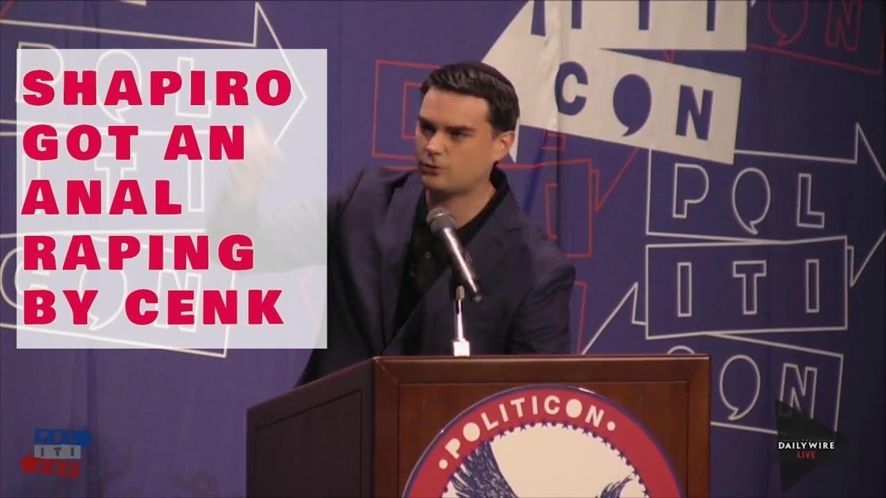 "Ben Shapiro Got an Anal Raping on ""Identity Politics ..."