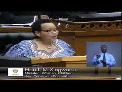 Debate on the State of the Nation Address, February 2014 - Day 01
