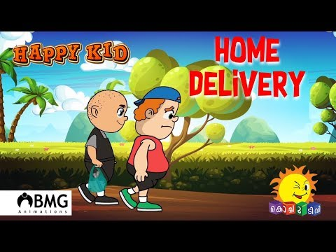 Happy Kid | Home Delivery | Episode 69 | Kochu TV | Malayalam