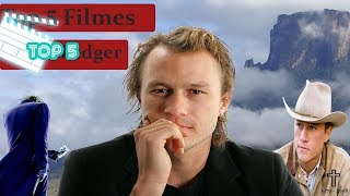 Top 5 Filmes Heath Ledger