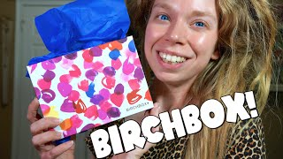 JULY BIRCHBOX! FT. CAN OF WATER! thumbnail