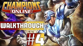 Champions Online Walkthrough 2017 - Epsiode 4 - I officially hate this game