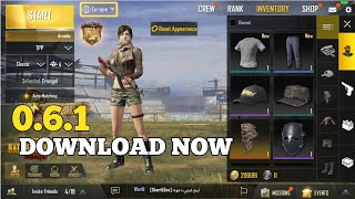 Pubg Mobile New Update 0.6.1 For Android Download Links