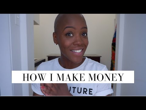 How I Make Money | tips to start a business | STACEY FLOWERS