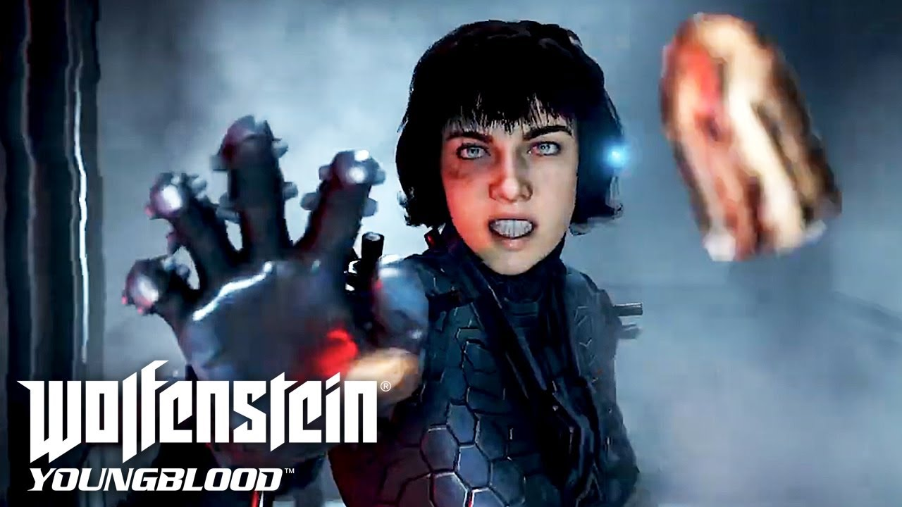 Wolfenstein: Youngblood - Official Launch Trailer thumbnail