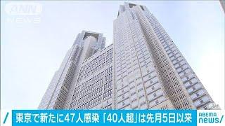東京で47人感染 18人は新宿のホスト従業員など(20/06/14)